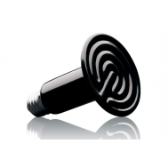 Керамические тепловые излучатели для террариума, 60 Вт  (диам. 8 см)