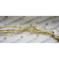 Лиана натуральная белая L (100-150 см)