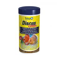 Корм для улучшения красной окраски дискусов Tetra Diskus Color 250 ml  гранулы