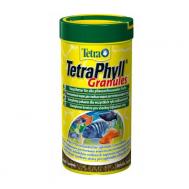 Корм для травоядных рыб Tetra Phyll Granules  250ml