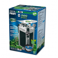 JBL CristalProfi e902 greenline - Внешний фильтр для аквариумов объемом 90-300 л (80-120 см)