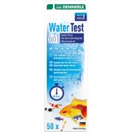 Dennerle WaterTest 6in1 - Мгновенный тест для 6 важнейших показателей воды