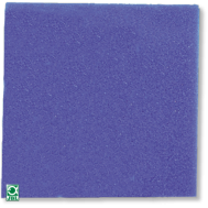JBL Filterschaum blau fein 50x50x10cm