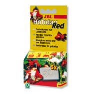 JBL Holiday Red - Корм для золотых рыб на время отпуска, 20 г.