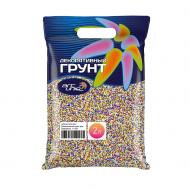 """ArtUniq ColorMix Confetti - Декоративный грунт для аквариума """"Конфетти"""", 1-2 мм, 3 кг, 2 л"""