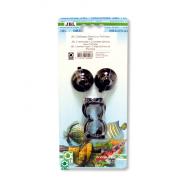 JBL ClipSauger 23mm - Резиновые присоски с пружинными зажимами для объектов диаметром 23-28 мм., 2 шт.
