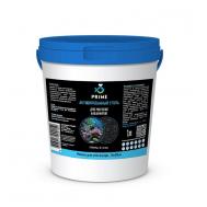 Уголь PRIME для морских аквариумов, гранулы D 1,5-2 мм, ведро 1 литр