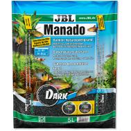JBL Manado DARK - Темный натуральный субстрат для аквариумов, 5 л