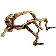 "UDeco Grapevine Root M - Натуральная коряга ""Виноградная лоза"" для оформления аквариумов и террариумов, длина до 1 м, цена за 1 кг"