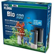 JBL ProFlora bio160 2 - Bio-CO2 система с расширяемым диффузором для аквариумов 50-160 л