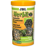 JBL Herbil - Основной корм в форме гранул для сухопутных черепах, 250 мл (110 г)