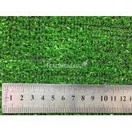 Декоративное покрытие для террариума 100х50 см (искусственная трава 6мм)