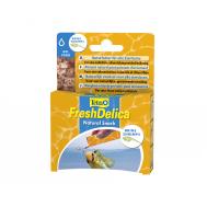 Корм натуральный (желе артемия) Tetra FreshDelica Brine Shrimps  48г.
