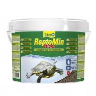 Корм основной для водных черепах Tetra ReptoMin Sticks 10 л