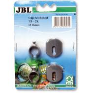 JBL Clip Set Reflect T8 - Пластиковая клипса для крепления рефлектора к люминесцентной лампе, 2 шт.
