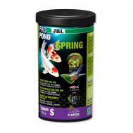 JBL ProPond Spring S - Основной весенний корм в форме плавающих чипсов для карпов кои небольшого размера, 0,36 кг (1 л)