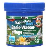 JBL StabiloPond Basis - Препарат для стабилизации параметров воды в садовых прудах, 250 г, на 2500 л