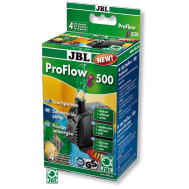 JBL ProFlow t500 - Погружная помпа для циркуляции воды в аквариумах и акватеррариумах, 20-500 л/ч