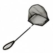 JBL Fish Net PREMIUM coarse - Сачок премиум-класса с крупной сеткой черного цвета, 43х15 см