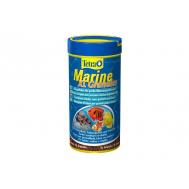 Корм для морских рыб среднего и крупного размеров Tetra Marin Granules 250ml  754638