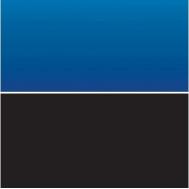 """Фон 9017/9018, 0,6*15м """"Темная ночь/Глубокое синее море"""""""