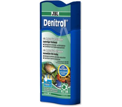 JBL Denitrol - Препарат, содержащий полезные бактерии, 250 мл.