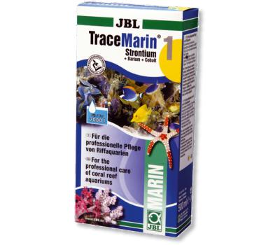 JBL TraceMarin 1 - Комплекс микроэлементов для морского аквариума с преимущественным содержанием стронция, 500 мл.
