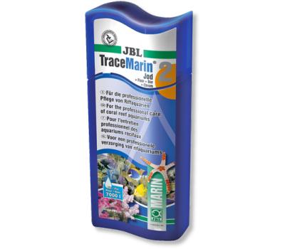 JBL TraceMarin 2 - Комплекс микроэлементов для морского аквариума с преимущественным содержанием йода, 500 мл.
