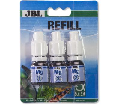 JBL Magnesium/ Calcium Test-Set Mg/Ca - Тест для точного измерения содержания кальция и магния во всех аквариумах с морской водой