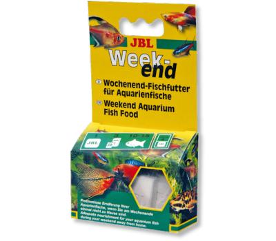 JBL Weekend - Корм для рыб на время выходных, 26 г.