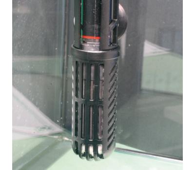 JBL ProTemp S 200 - Регулируемый нагреватель для аквариума с автоматическим отключением и защитным кожухом, 200 Вт