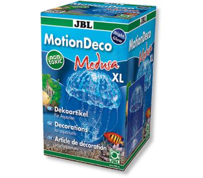 """JBL MotionDeco Medusa XL Blue - Движущаяся в потоке воды декорация для аквариума """"Медуза голубая XL"""""""