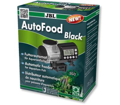 JBL AutoFood BLACK - Автоматическая кормушка для аквариумных рыб, черная