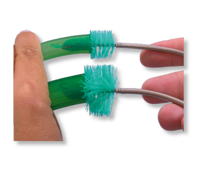 JBL Cleany - Двойной ершик для чистки шлангов диаметром от 9 до 30 мм.