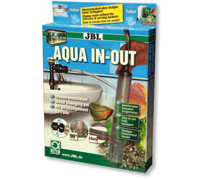 JBL Aqua In-Out Komplett-Set NEUE AUSFÜHRUNG