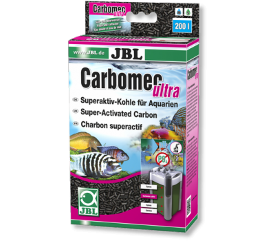 JBL Carbomec ultra Superaktivkohle