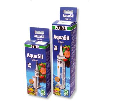 JBL AquaSil 80ml schwarz - Аквариумный силикон черный, 80 мл.