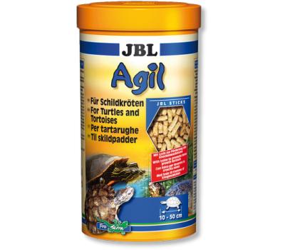 """JBL Agil - Питательный корм в форме """"палочек"""" для черепах, 250 мл. (100 г.)"""