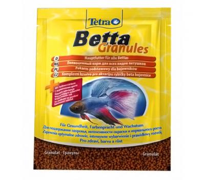 Корм для лабиринтовыхTetra Betta Granules 5г