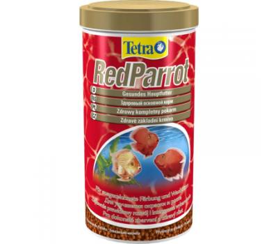 Корм основной для красных попугаев Tetra Red Parrot 1000 мл.