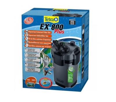 Фильтр внешний Tetra EX  800 Plus, 800л/ч (до 300 л)
