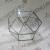 Флорариум: Шарик малый серебро