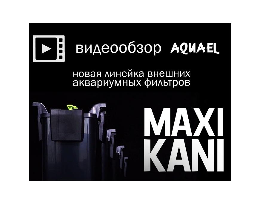 Видеообзор новых внешних фильтров AQUAEL