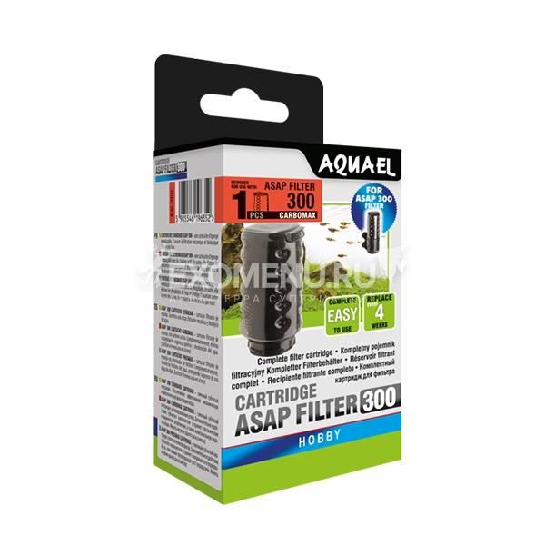 Картридж сменный  ASAP 300 c губкой и phosmax