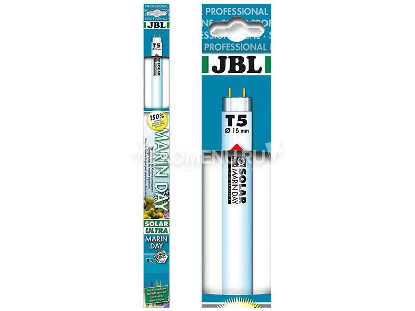 JBL SOLAR MARIN DAY T5 ULTRA - Люминесцентная лампа T5 полного спектра дневного света для морских аквариумов, 24 Вт, 438 мм фото