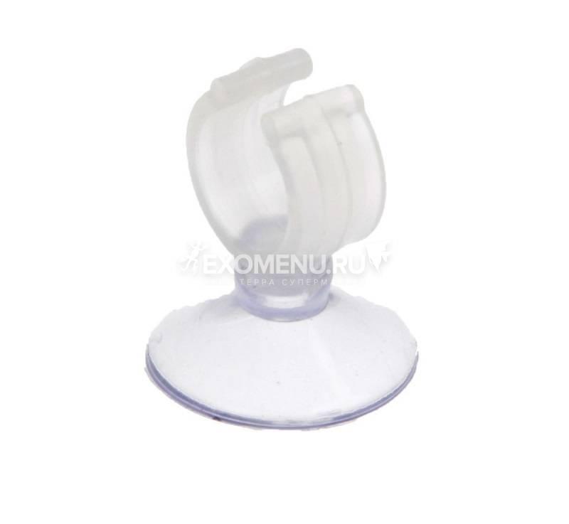 VladOx Присоска прозрачная D35 мм в упаковке