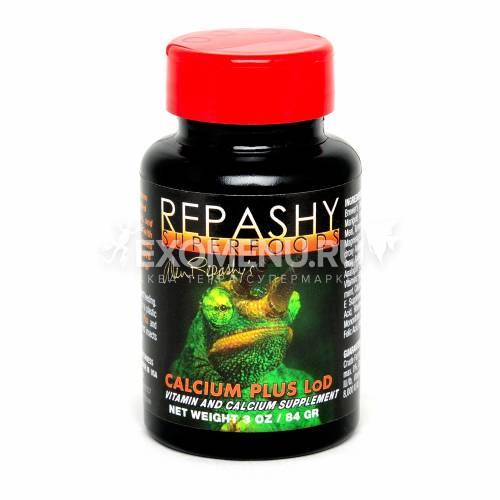 Calcium Plus LoD - Витаминно-минеральный комплекс с кальцием и низким содержанием витамина D (85г)