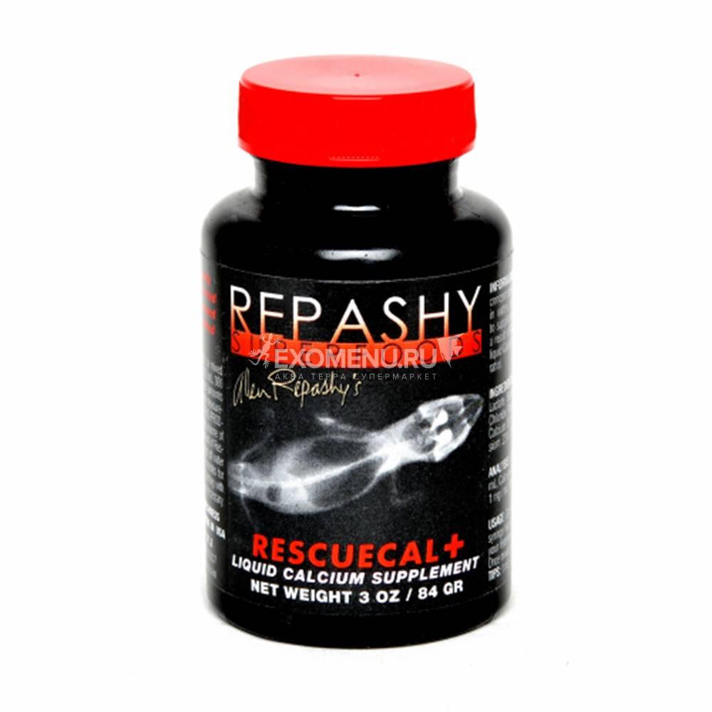 RescueCal+ - Витаминно-минеральный комплекс с кальцием (жидкий кальций) (85г)