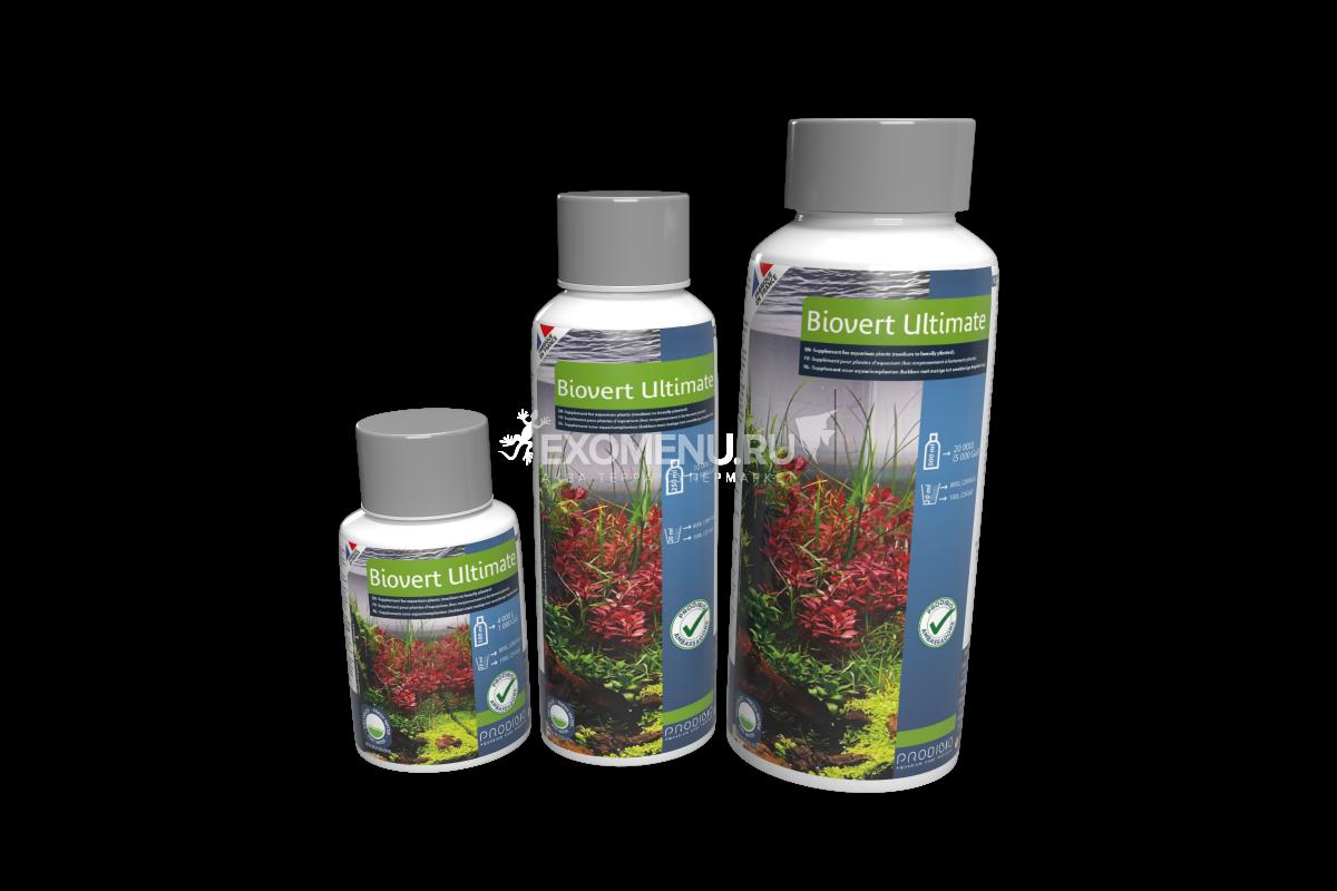 Удобрение Prodibio BioVert Ultimate для растений, 500 мл для аквариумов до 20 000л