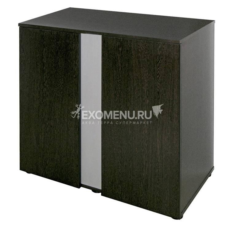 Подставка с 2 дверками TURT-HOUSE AQUA 85/IWAGUMI 85 (венге) влаг.ЛДСП16мм кр.ПВХ 0,45/1мм 85*45*82см (шт.)